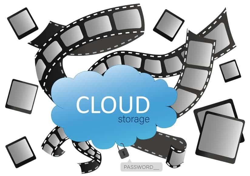 Cloud Photo Storage Image
