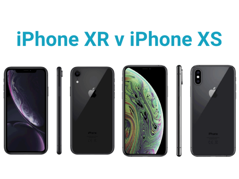 iPhone XR Or  iPhone XS