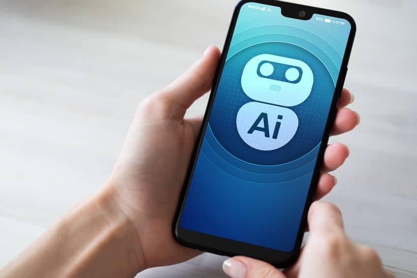 AI In Smartphone Image