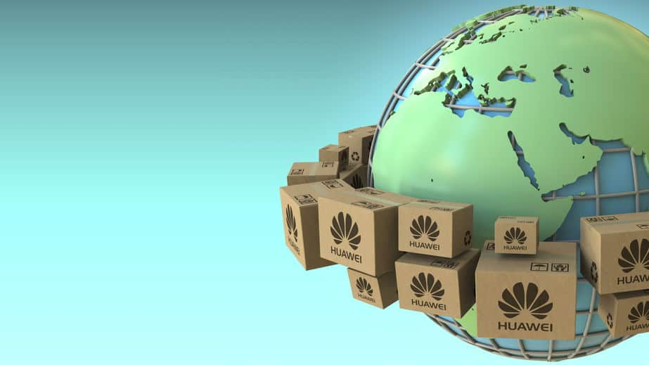 Huawei Harmony OS Distribution Image