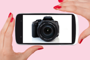 Will Phone Cameras Replace DSLR's Image
